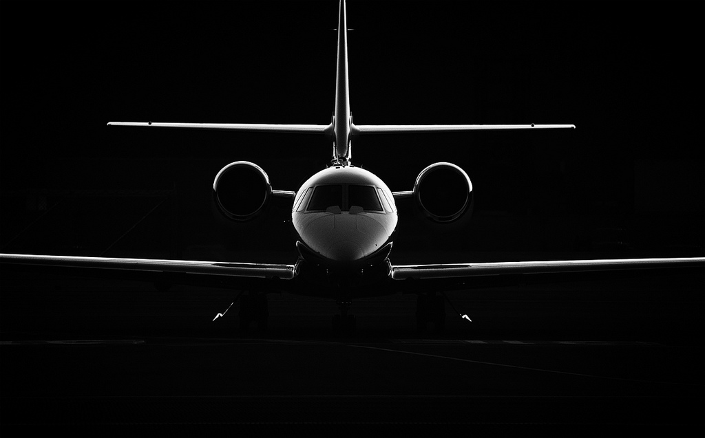 rent a private jet dallas